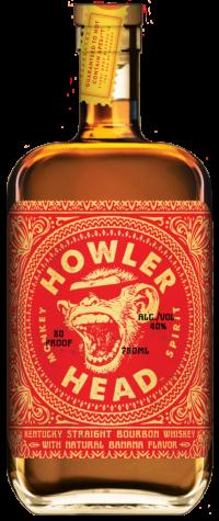 Howler Head Banana Infused Kentucky Bourbon 750ml