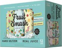 New Belgium Fruit Smash Variety Seltzer 12oz 12pk Cn
