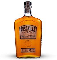 Rossville Union Barrel Proof Rye