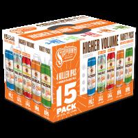 Sixpoint Higher Volume IPA Variety 12oz 15pk Cn