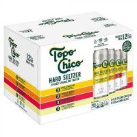 Topo Chico Variety Hard Seltzer 12oz 12pk Cn