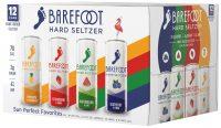 Barefoot Hard Seltzer Variety