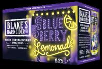Blakes Blueberry Lemonade Cider