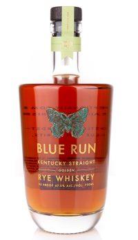 Blue Run Kentucky Straight Golden Rye Whiskey 750ml