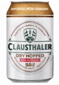 Clausthaler Amber NA 11.2oz 6pk Cn