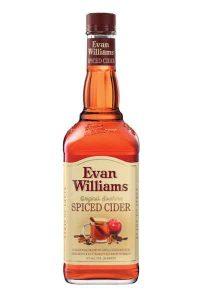Evan Williams Spiced Cider 750ml