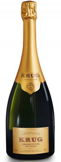 Krug Grande Cuvee 169th Edition