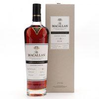 Macallan Exceptional Cask 2020 10935
