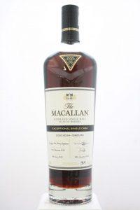 Macallan Exceptional Cask 2020