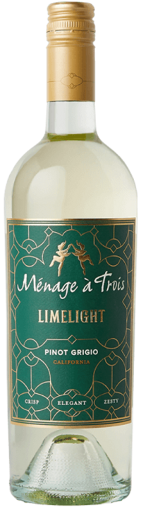 Menage a Trois Limelight Pinot Grigio