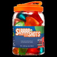Slrrrp Shots Vodka Infused 50ml 20pks